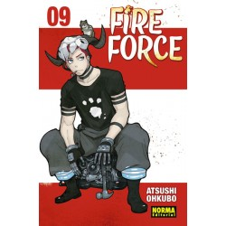Fire Force 09