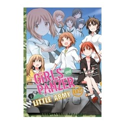 Girls und Panzer - Little army 02