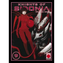Knights of Sidonia 09