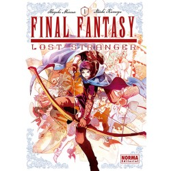Final Fantasy Lost Stranger 01