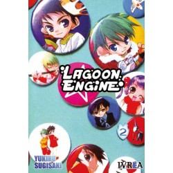 Lagoon Engine 02
