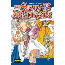 The Seven Deadly Sins 32