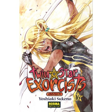 Twin Star Exorcists 16