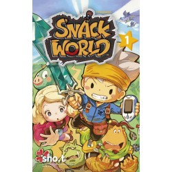 The Snack World 01