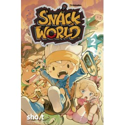 The Snack World 02