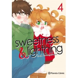 Sweetness & Lightning 04