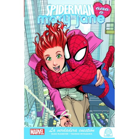 Marvel Young Adults. Spiderman ama a Mary Jane 01
