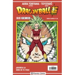 Dragon Ball Super 38 (Serie roja 249)