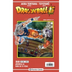 Dragon Ball Super 41 (Serie roja 252)