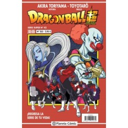 Dragon Ball Super 42 (Serie roja 253)