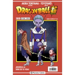 Dragon Ball Super 44 (Serie roja 255)