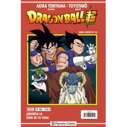 Dragon Ball Super 45 (Serie roja 256)