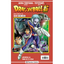 Dragon Ball Super 46 (Serie roja 257)