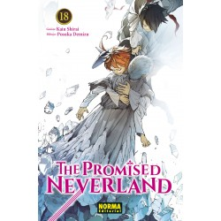 The promised neverland 18