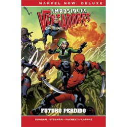 Imposibles Vengadores 4 (Marvel Now! Deluxe)