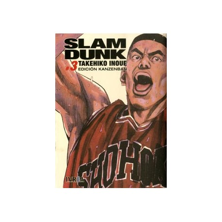Slam Dunk Integral 03