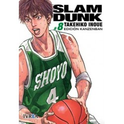 Slam Dunk Integral 08