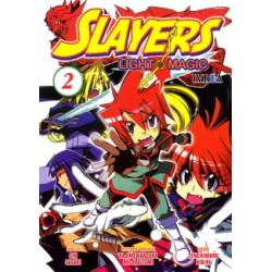Slayers Light Magic 02