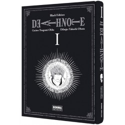Death Note Black Edition 01
