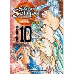 Saint Seiya Integral 10