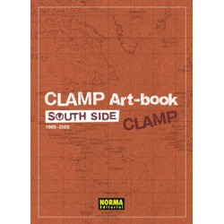 Clamp Art-Book South Side
