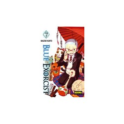 Blue Exorcist 07
