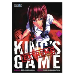 King´s Game Extreme 01