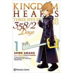 Kingdom Hearts 358/2 Days 01