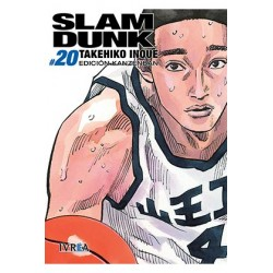 Slam Dunk Integral 20