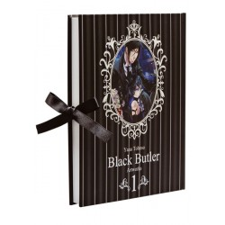 Black Butler Artbook 01