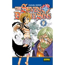 The Seven Deadly Sins 07
