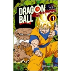 Dragon Ball Color - Cell 01