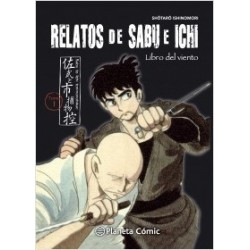 Relatos de Sabu e Ichi 01