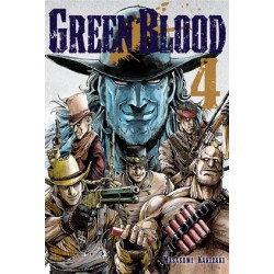 Green Blood 04
