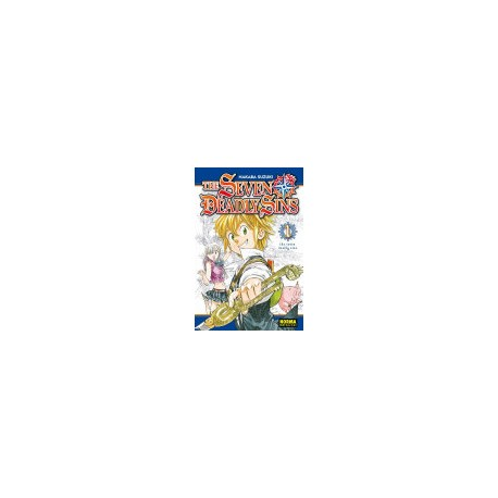 The Seven Deadly Sins 01