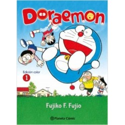 Doraemon Color 01
