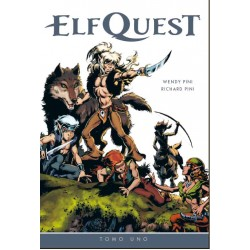 Elfquest. Integral. Tomo 1