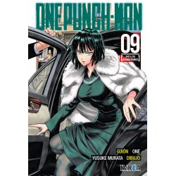 One Punch-man 09