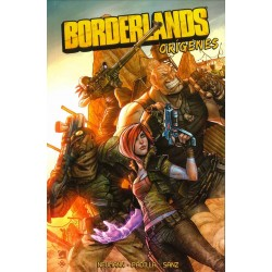 Borderlands. Orígenes