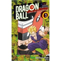 Dragon Ball Color - Bu 01