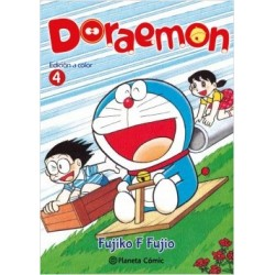 Doraemon Color 04