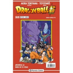 Dragon Ball Super 02 (Serie roja 213/216)