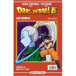 Dragon Ball Super 03 (Serie roja 214/216)