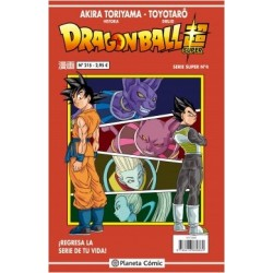 Dragon Ball Super 04 (Serie roja 215/216)