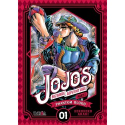 Jojo's Bizarre Adventure Parte : Phantom Blood 1