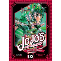 Jojo's Bizarre Adventure Parte : Phantom Blood 3