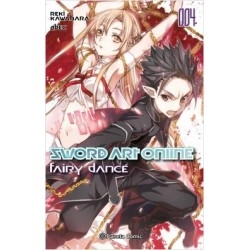 Sword Art Online Fairy Dance (Novela) 02