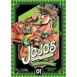 Jojo's Bizarre Adventure Parte 2 : Battle Tendency 01