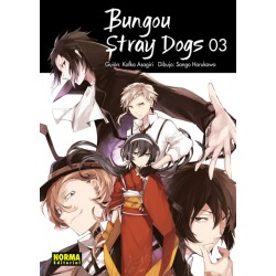 Bungou Stray Dogs 03