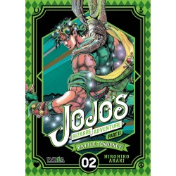 Jojo's Bizarre Adventure Parte 2 : Battle Tendency 02